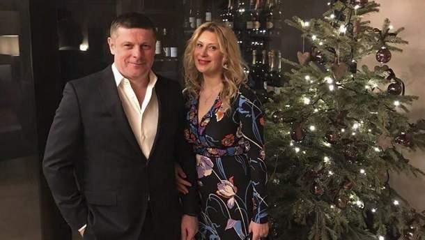 """Тренер """"Динамо"""" вдруге одружився та показав чарівну дружину: фото"""