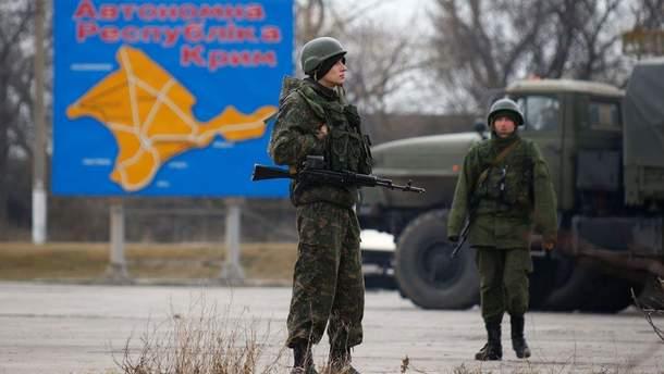 В РФ заявляют, что США хотели создать лабораторию в Крыму