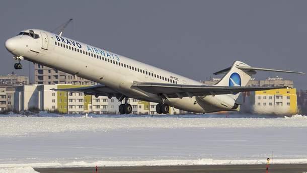 """170 туристов застряли в """"Борисполе"""", ожидая рейс в Египет"""