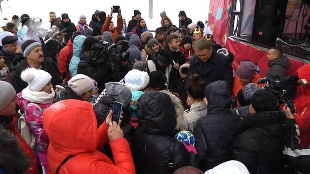 """У """"Буковелі"""" відзначили Різдво за усіма українськими традиціями"""