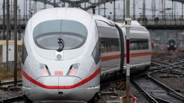 Поліція німеччини розслідує випадки пошкодження залізниці