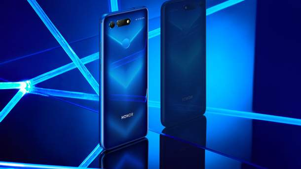 Huawei Honor View 20: характеристики, ціна смартфона з діркою