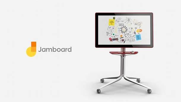 Google Jamboard: функції сервісу