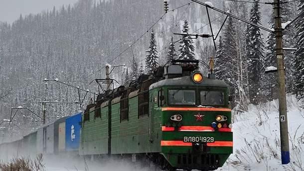 """""""Укрзалізниця"""" призначила додатковий поїзд на Полтавщину"""