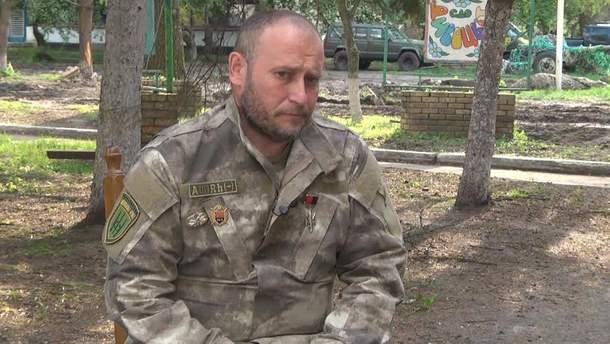 """Экс-лидер """"Правого сектора"""" охарактеризовал военное положение в Украине"""