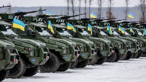 СНБО Украины утвердил государственный оборонный заказ до 2021 года