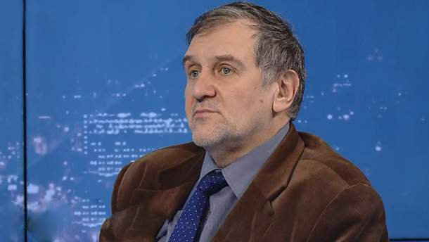 Научный директор Фонда Демократические инициативы Алексей Гарань