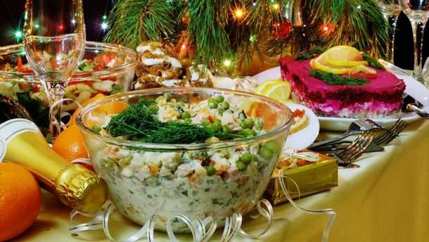 Меню на Новий рік 2019 - що готувати на святковий стіл