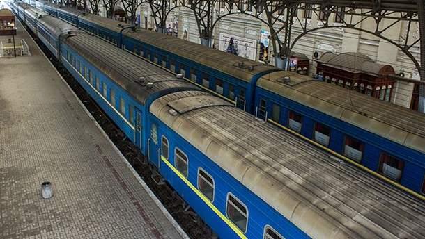 """""""Укрзалізниця"""" відкрила продаж квитків на додатковий поїзд на захід країни"""
