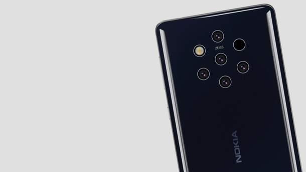 Nokia 9 PureView: фото и характеристики камеры