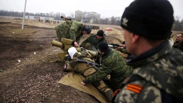 Втрати бойовиків від початку Операції Об'єднаних сил на Донбасі