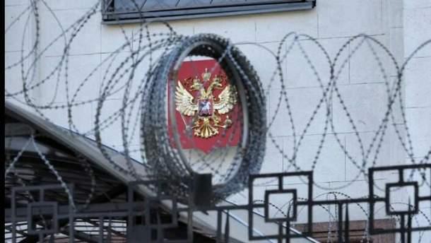 Украина ввела санкции против России