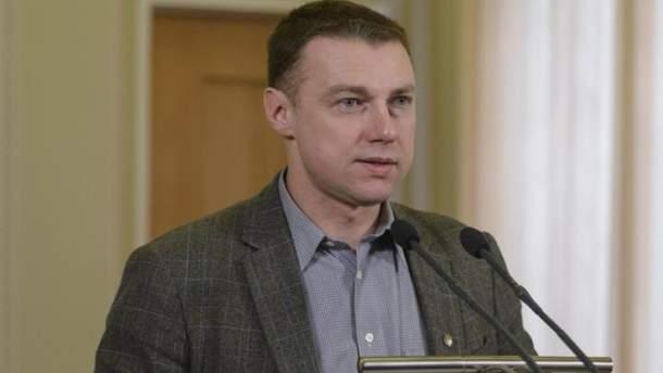 Віталій Купрій вніс законопроект про оголошення війни Росії
