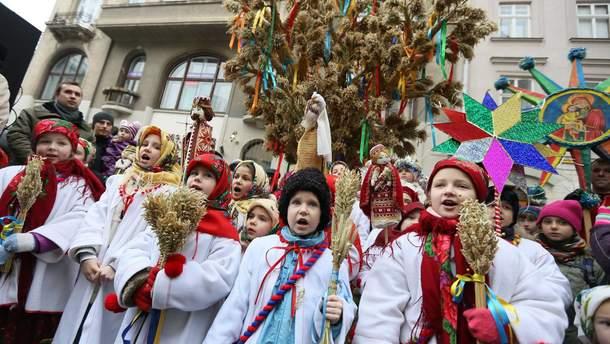 Українці визнали Різдво найулюбленішим святом