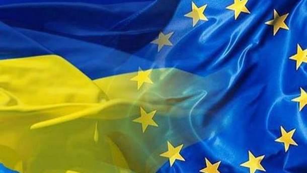 Европа-Украина