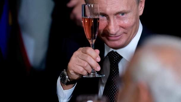 Соцмережі відреагували на новорічне привітання Путіна