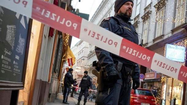 Украинцы не пострадали во время нападения на церковь в Вене