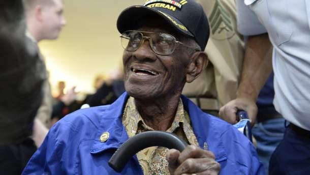 Умер самый старый ветеран Второй мировой войны