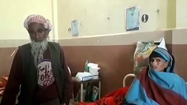 В Индии женщина стала старейшей матерью в мире
