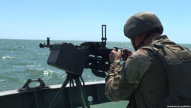 В Азовському морі потрібні бойові західні кораблі