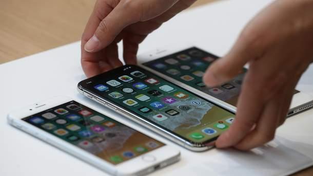 IPhone X виготовлятимуть у Індії