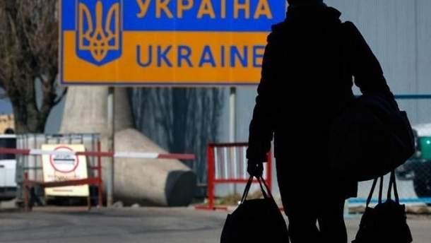 За рубежом постоянно работают 3,2 миллиона украинцев