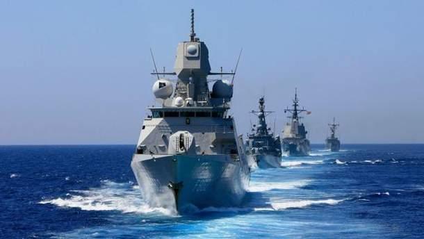 Воронченко заверил, что Украина не может потерять контроль над Азовским морем