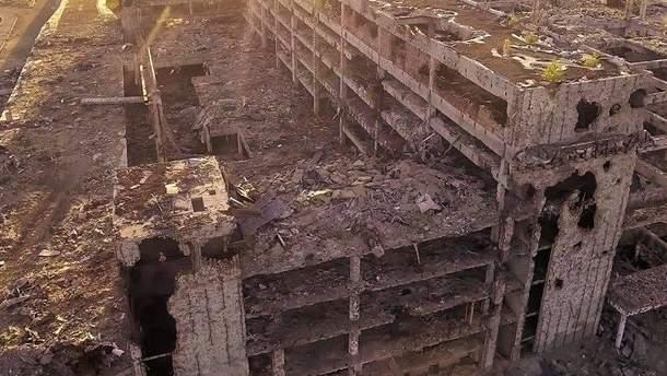 В сети показали свежие фото Донецкого аэропорта (иллюстративное фото)