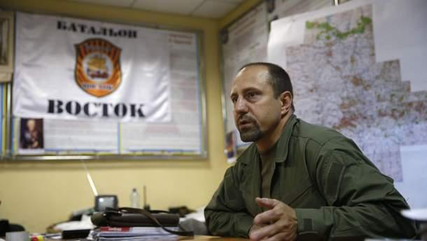 Один з ватажків бойовиків розповів про патронаж Кремля