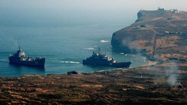 Россия хочет создать мощную систему обороны на Курилах, – СМИ
