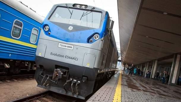 В2016 году навосток государства Украины отправятся 30 локомотивов General Electric
