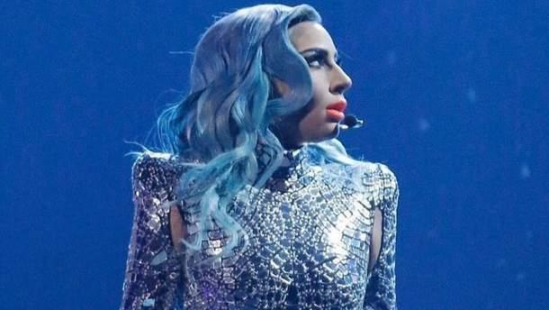 Леді Гага засвітила екстравагатні вбрання в Лас-Вегасі