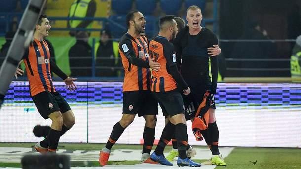 Гол Коваленко в ворота Динамо лучший в 2018 году