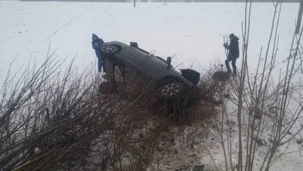 На Николаевщине в страшном ДТП погибли восемь человек