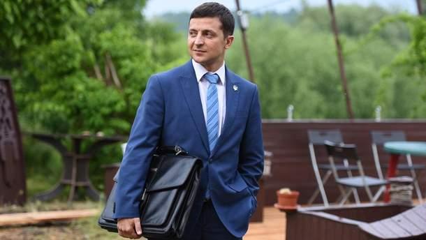 Зеленський йде у президенти: як реагують українці у соцмережах