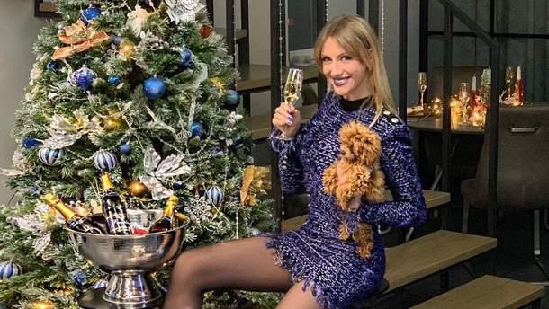 Леся Никитюк поведала онеприятном инциденте перед Новым годом