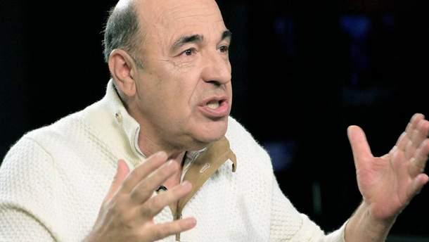 Народний депутат Вадим Рабінович