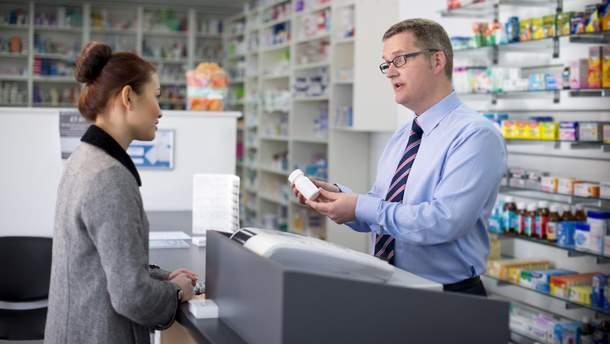 Украинцы смогут возвращать лекарства в аптеки