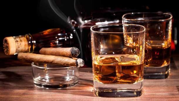 Сокращение употребления алкоголя поможет бросить курить