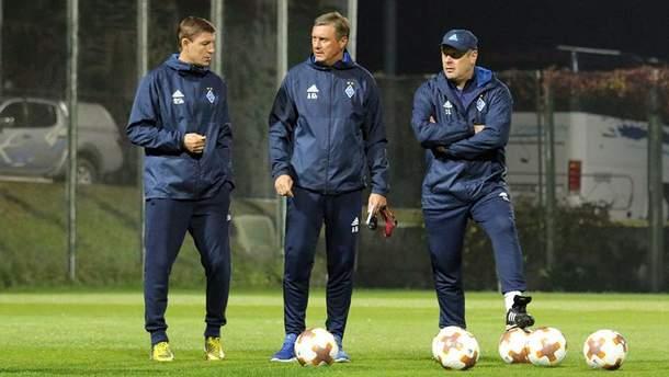 Динамо узнало соперников на первом зимнем сборе