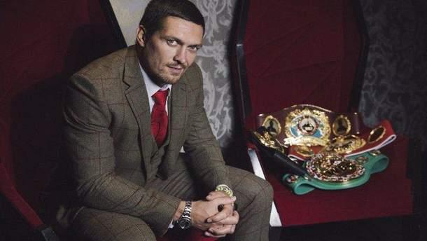 Ломаченко и Усик попали в топ-5 боксеров мира по версии BoxingScene