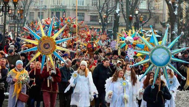 В Ивано-Франковске 8 января сделали выходным