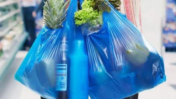 У Молдові набув чинності закон про заборону пластикових пакетів