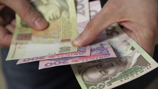 Середня зарплата українців за рік зросла на 22,5%