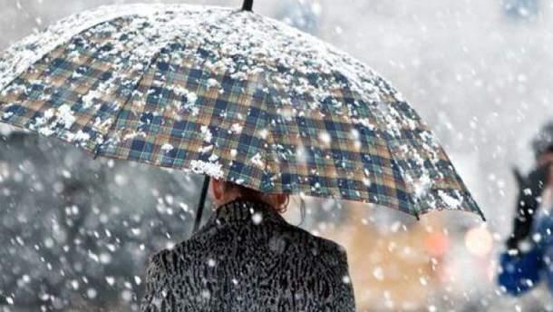 У двох областях оголосили штормове попередження