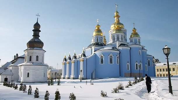 Михайлівський Золотоверхий собор – головна святиня ПЦУ