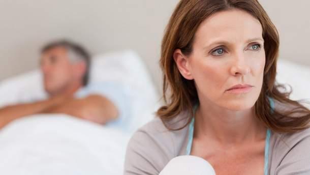 Симптом заболевания желание секса