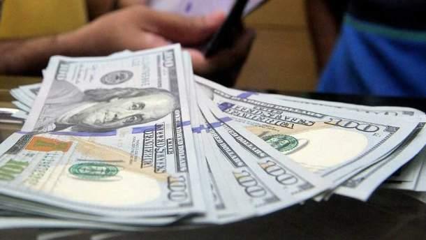 Курс валют НБУ на 8 січня