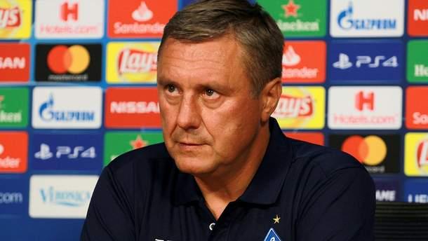 Хацкевич потрапив уТОП-50 найкращих тренерів світу | Футбол