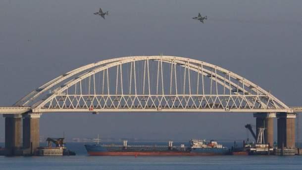 В ЕС рассказали, как Россия готовила эскалацию на Азове